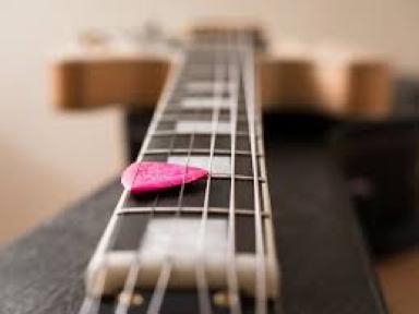 Fretboard guitar