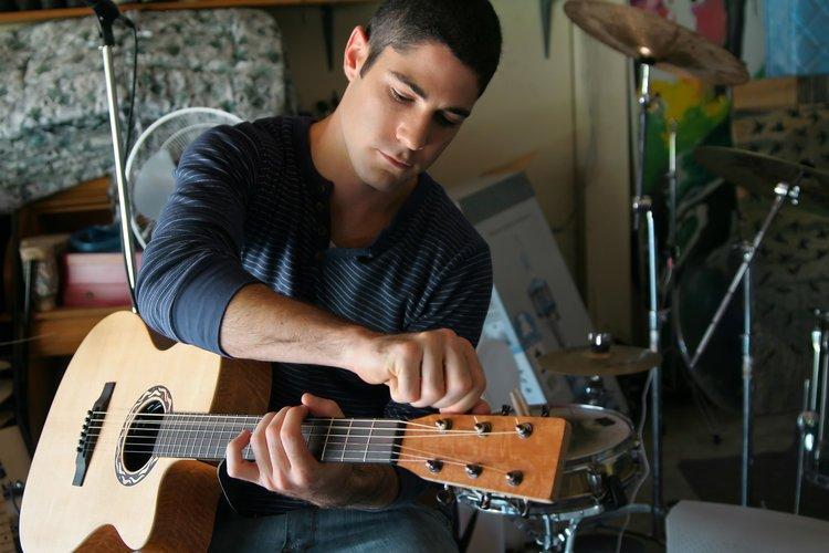 Practising guitar how?